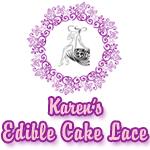 ediblecakelace