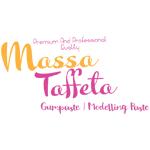 Massa Taffeta - gumpaste