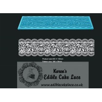 3D HD Cake Lace Mat For Cake Decoration - Chantelle Cake Lace