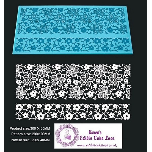Cake Lace Starter Kit 12 Cake Lace Mix Or Premix