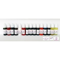Air Brush - Green - Cake Decorating Edible Colors Paints by Karen's - 20 ML
