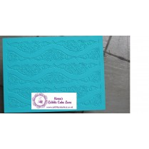 Cake Lace Mats For Cake Decoration - Marrakesh Cake Lace