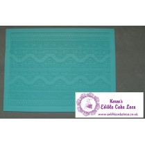 Cake Lace Mat For Cake Decoration - Chantilly