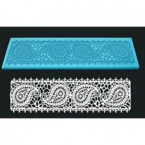Single Cake Lace Mat For Cake Decorate - Design 7